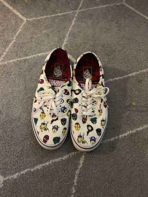 Vans x Marvel - sz 9.5 for Sale in The Bronx, NY