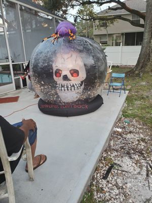 Halloween decoration for Sale in Valrico, FL