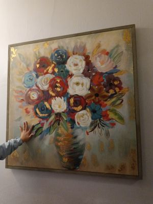 Huge beautiful wall decor/ wall picture for Sale in DORCHESTR CTR, MA