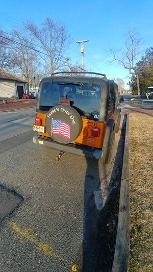 97 jeep tj for Sale in Berkeley Township, NJ