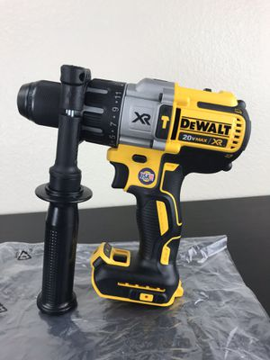 Dewalt 20V XR Brushless Hammer Drill DCD996 TOOL ONLY for Sale in Davis, CA