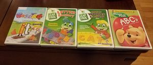Leap Frog Letter Videos and More! for Sale in Manassas, VA