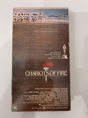 VHS Chariots of Fire for Sale in Colonial Heights, VA