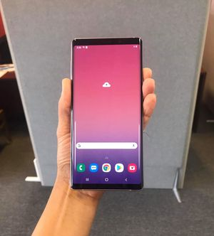 Samsung Galaxy Note 9 128gb Unlocked Excellent Condition for Sale in Raleigh, NC