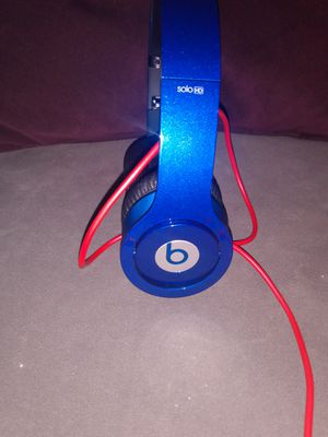 Beats by dre Solo Hd for Sale in Lincoln Park, MI