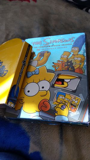 The simpsons season 7 and 8 for Sale in Stockton, CA