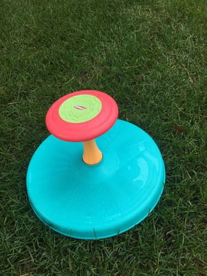Playskool sit and spin spinning toy toddler kid for Sale in Naperville, IL