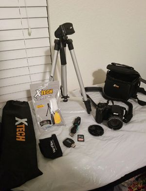 Nikon CoolPix L340 Digital Camera Package for Sale in Denver, CO