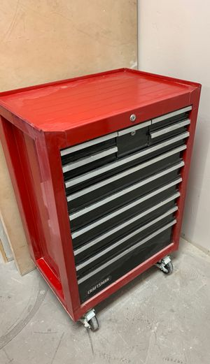 Old craftsman tool box for Sale in Fallbrook, CA