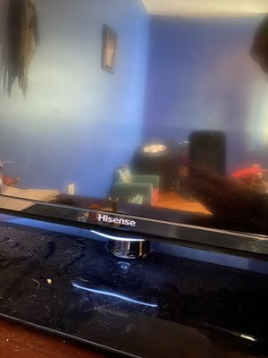 Hisense 50inch flat screen for Sale in MENTOR ON THE, OH