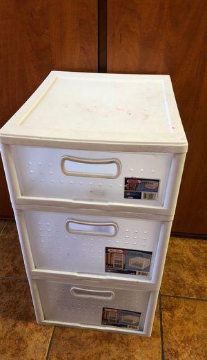 3 drawer storage for Sale in Phoenix, AZ