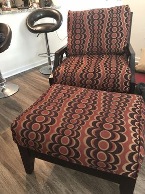 Retro style chair for Sale in Silver Spring, MD