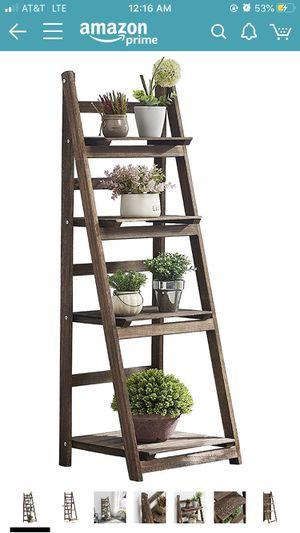 Ladder shelf for Sale in East Newark, NJ