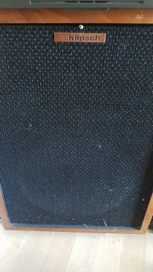 Klipsch Hetesy Loudspeakers for Sale in Novato, CA