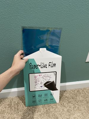 Paper-like ipad 2 protector for Sale in Olympia, WA