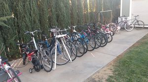 Xmas bikes all sizes $25 to $85 for Sale in Victorville, CA
