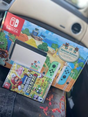 Animal crossing Nintendo switch for Sale in Forest Heights, MD