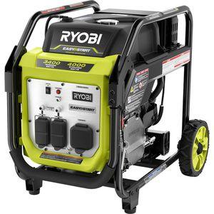 Ryobi 4000 watt inverter generator brand new for Sale in Austin, TX