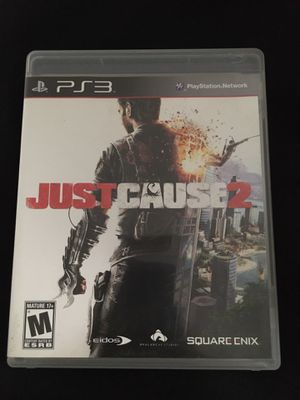 Just Cause 2 Game PS3 - Used Great Condition for Sale in Louisville, KY