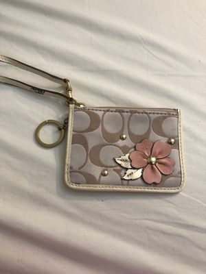 Coach card holder for Sale in Philadelphia, PA