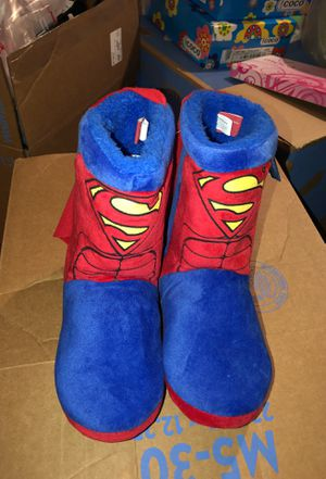 Superman slippers (DC Comic) for Sale in Dearborn Heights, MI