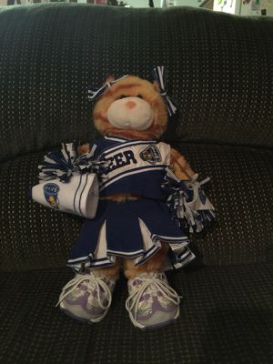 Build A Bear - Retired Peach Tabby for Sale in Chicago, IL