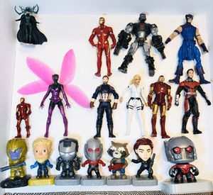 Marvel legends (some ) preowned action figures super heroes for Sale in Chula Vista, CA