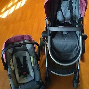 Pivot Modular Travel System With SAFEMAX Car Seat for Sale in Glendale, AZ