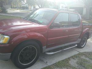 2002 Ford explorer sport track 220k miles for Sale in Davenport, FL