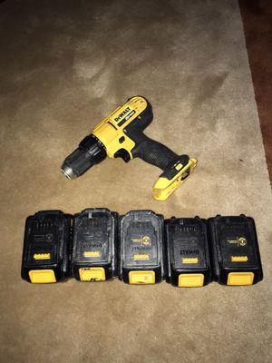 DeWALT Tool & Batteries for Sale in Macomb, MI