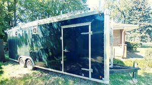 2013 Storm Lightning 24 foot trailer, MAKE AN OFFER for Sale in Des Plaines, IL