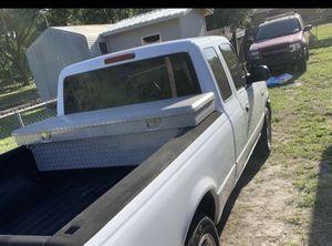 ***UWS 5' TRUCK TOOLBOX W/ KEY*** for Sale in St. Petersburg, FL