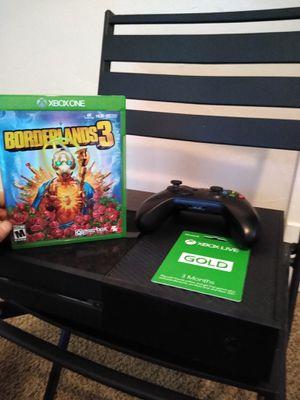 Xbox one for Sale in East Wenatchee, WA