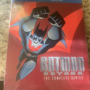 Batman Beyond Animated Series Blu Ray for Sale in Modesto, CA