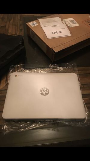 14 inch HP Chromebook Brand New from Best Buy Originally Cost $250 for Sale in Reynoldsburg, OH