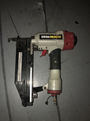 CentralPneumatic Nail Gun for Sale in Boynton Beach, FL