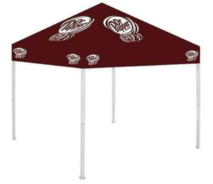 (2)- 10 x 10 Dr Pepper instant canopies for Sale in Gloverville, SC