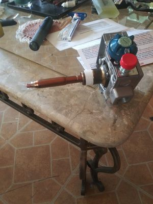 Control valve for hot water heater brand new for Sale in Las Vegas, NV