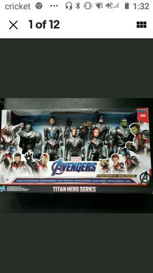 Marvel Avengers Titan Hero Series for Sale in Del Valle, TX