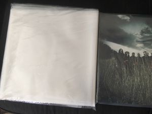 """12"""" vinyl record clear sleeves for Sale in Anaheim, CA"""