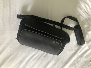 Sony Camera Bag for Sale in Glendale, CA