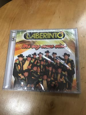 Laberinto me voy como vine for Sale in Montclair, CA