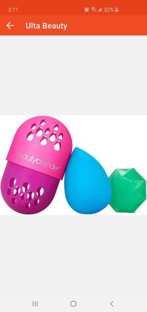 Beauty Blender Just Encase Gift Set (Cleanser & Holder Case) for Sale in Anaheim, CA