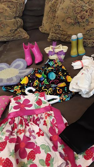 Doll clothing for Sale in Upper Marlboro, MD