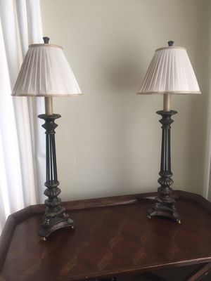 Pair of Lamps for Sale in Norco, CA