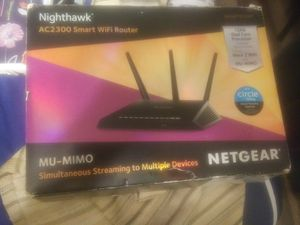 Nighthawk Router for Sale in Mocksville, NC