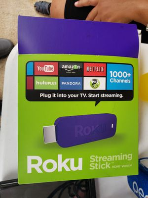 Roku streaming stick for Sale in Houston, TX