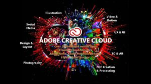 Adobe Creative Cloud 12 months subscription membership All Apps for Sale in Austin, TX
