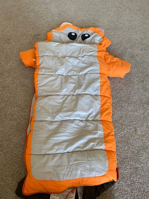 Floppy the Fox Kid's Sleeping Bag Ozark Trail Outdoor Equipment for Sale in Winter Garden, FL