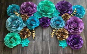 Paper flowers for Sale in San Bernardino, CA